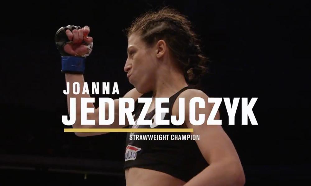 Joanna Jędrzejczyk UFC