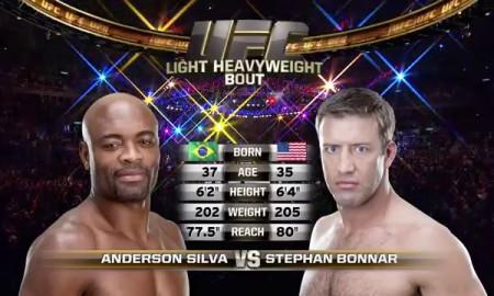Silva vs Bonnar