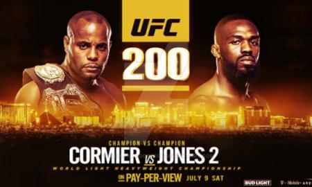 Cormier - Jones UFC 200
