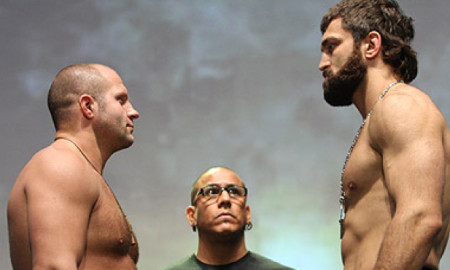 Emelianenko vs Arlovski