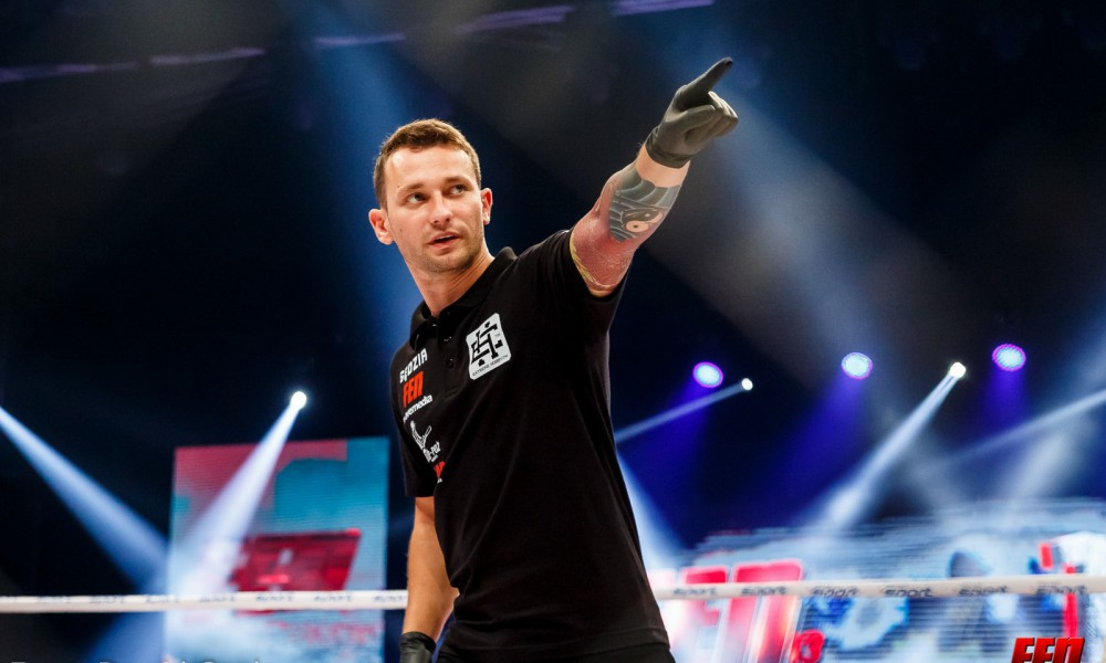 Piotr Michalak - sędzia FEN