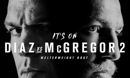 McGregor vs Diaz UFC 202