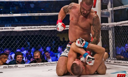 Michał Wlazło nokautuje na Fight Exclusive Night!