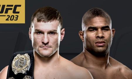 UFC 203 Miocic - Overeem