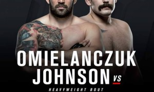 Omielańczuk - Johnson UFC