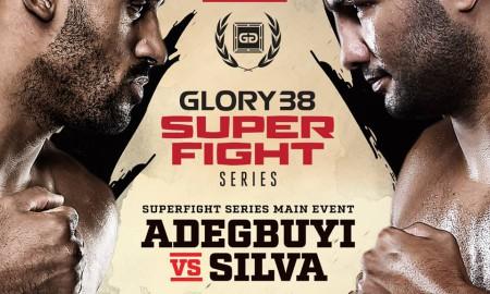 Glory 38 Fight Pass