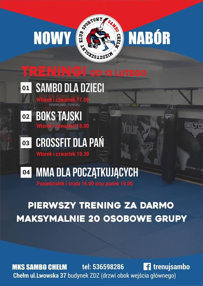 MKS Sambo Chełm (2)