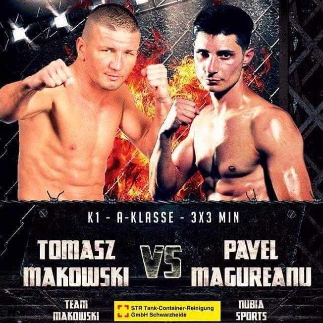 Makowski vs Magureanu
