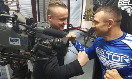 Paweł Jędrzejczyk TVP 3 Wrocław