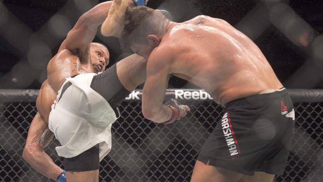 Thiago Santos UFC