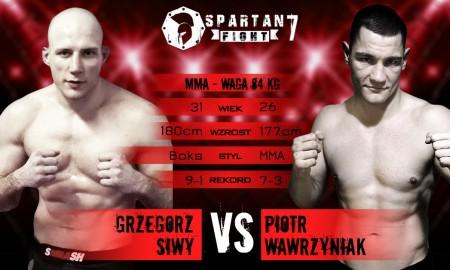 Grzegorz Siwy vs Piotr Wawrzyniak