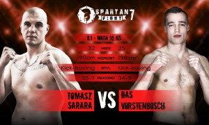 Sarara Spartan Fight 7