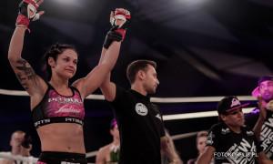 "Poznan, 08.04.2017. Gala Ladies Fight Night 5 ""Five Points"" Fot. Tomasz Pierzycki / Fotokorpus.pl"