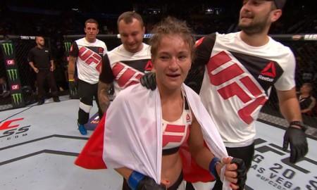 Karolina Kowalkiewicz UFC