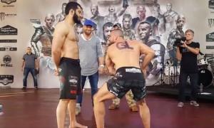 Mańkowski vs Chalidow KSW 39