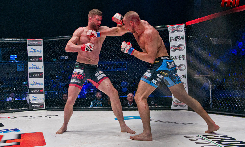 Bartosz Leśko vs Aleksander Rychli