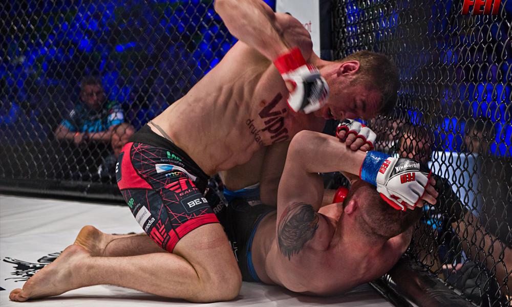 Piotr Hallmann vs Patryk Nowak