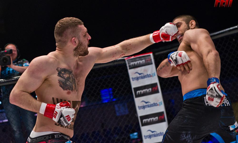 Michał Oleksiejczuk vs Riccardo Nosiglia