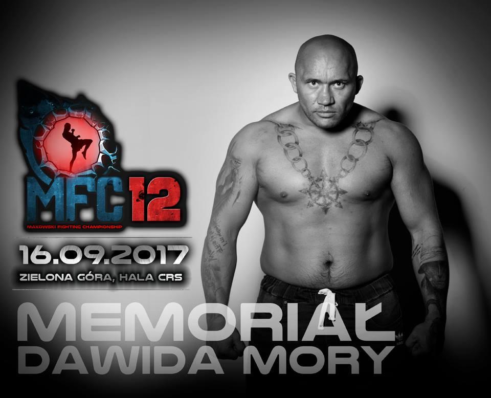 MFC 12 Memoriał Dawida Mory