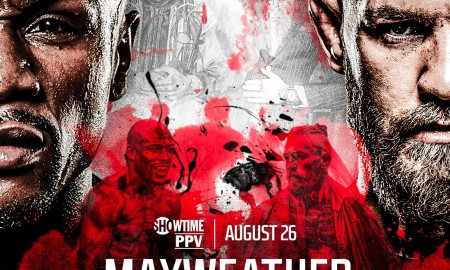 Mayweather vs McGregor (2)