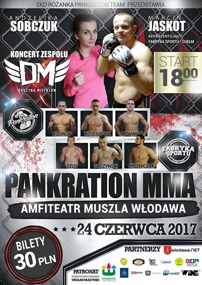 Pankrration MMA Włodawa
