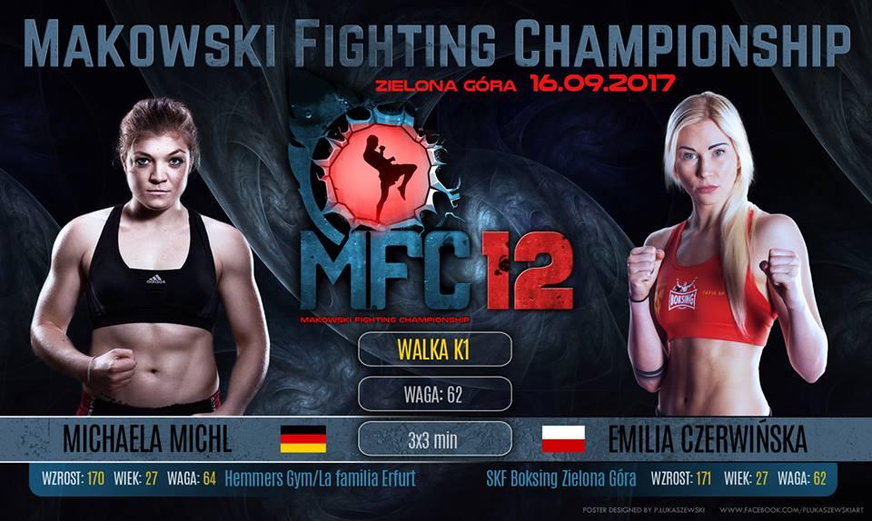 Czerwińska vs Michl