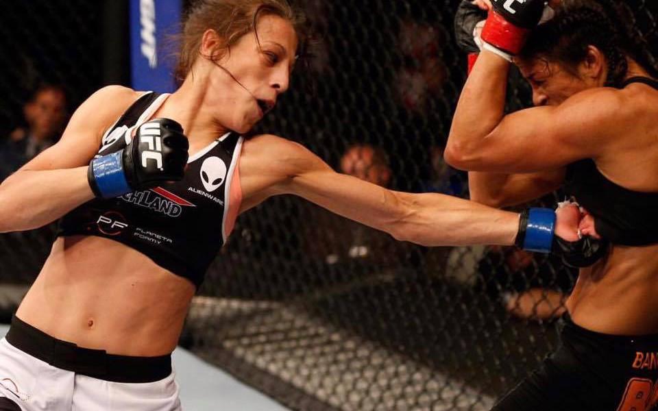 Jedrzejczyk vs Lima UFC