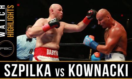 Szpilka vs Kownacki