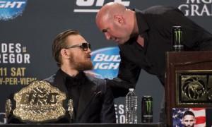 White i McGregor UFC