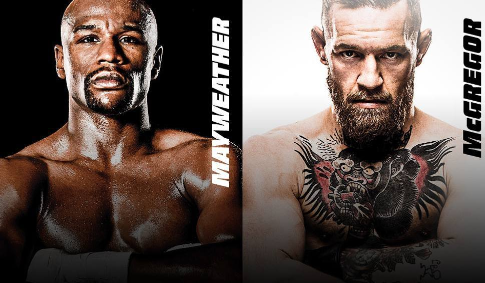 Mayweather Jr vs McGregor (2)