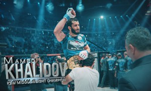 KSW 35 Mamed Chalidow