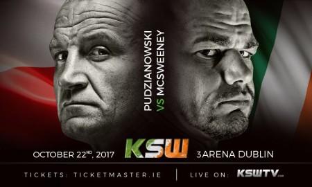 Pudzianowski vs McSweeney