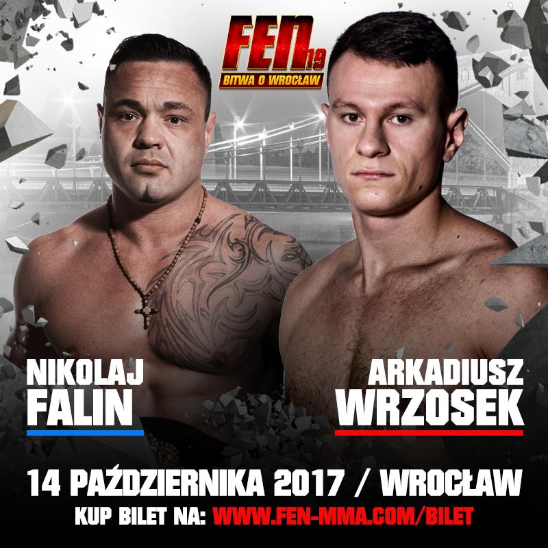 Wrzosek vs Falin