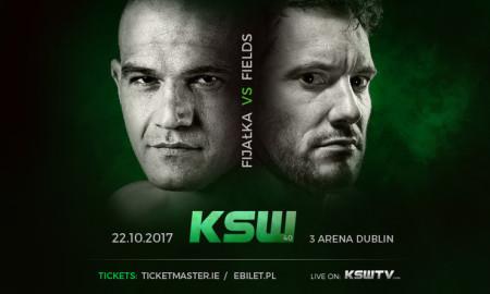 Fijałka vs Fields KSW 40
