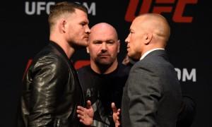 St Pierre vs Bisping UFC 217
