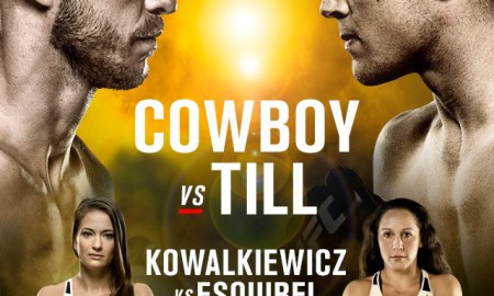 UFC Fight Night Cerrone vs. Till
