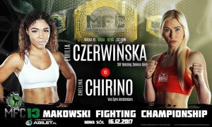 Czerwińska vs Chirino