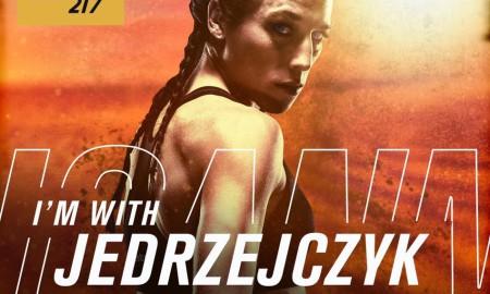 Joanna Jędrzejczyk UFC 217
