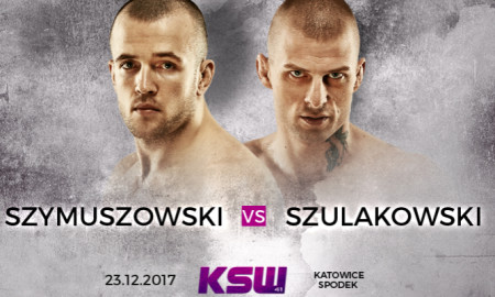 Szulakowski vs Szymuszowski KSW 41