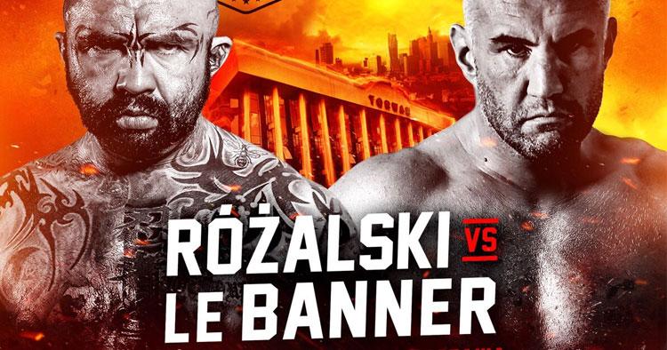 Różalski vs Le Banner DSF