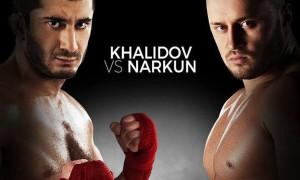 Chalidow vs Narkun