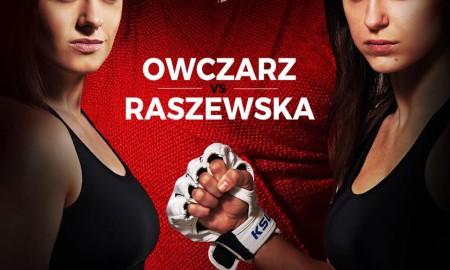 Owczarz vs Raszewska KSW 42