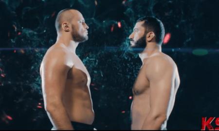 Chalidow vs Narkun KSW 42