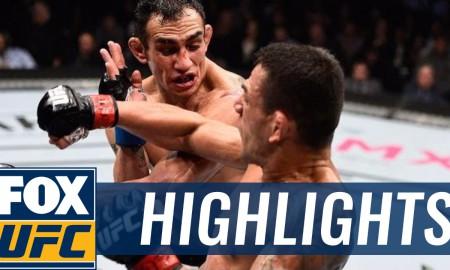 Ferguson vs dos Anjos UFC