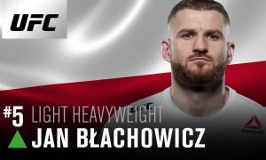 Jan Błachowicz ranking