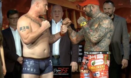 Różalski vs Graham DSF 14