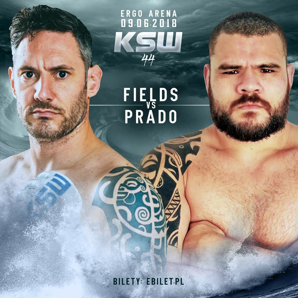 Fields vs Prado KSW 44