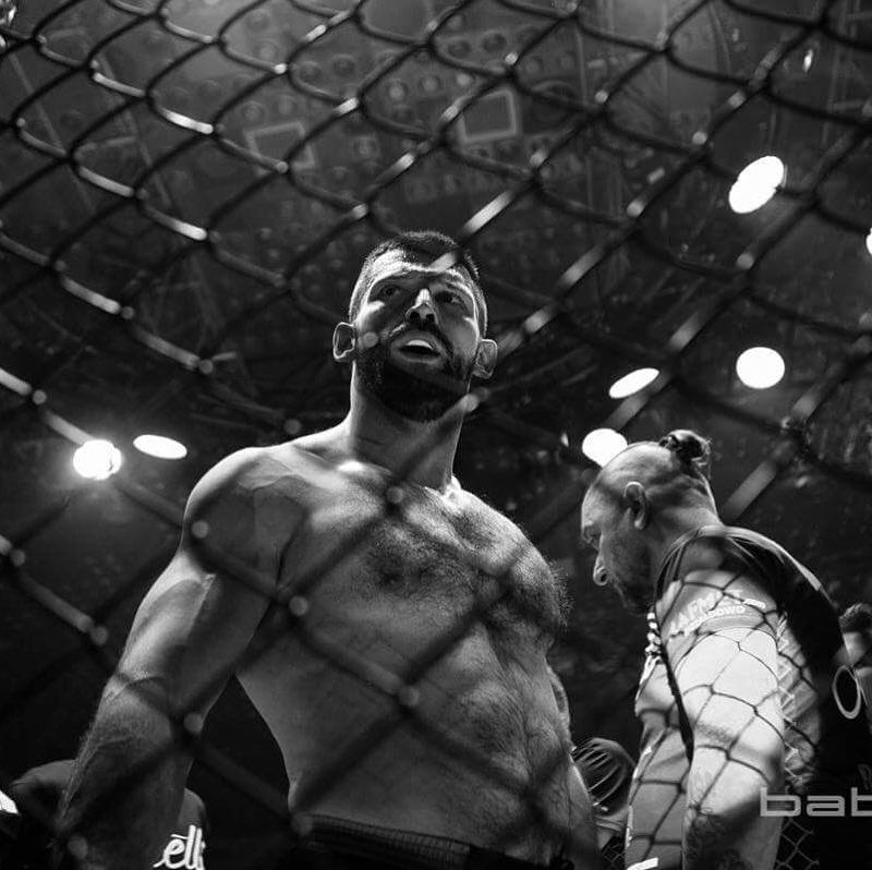 Szymon Kołecki Babilon MMA