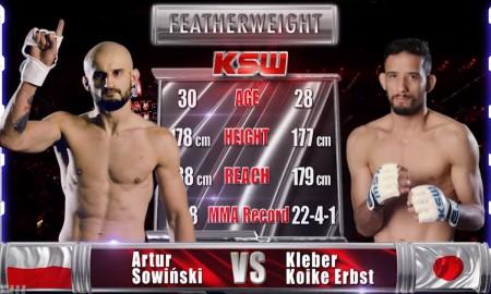 Sowiński vs Erbst