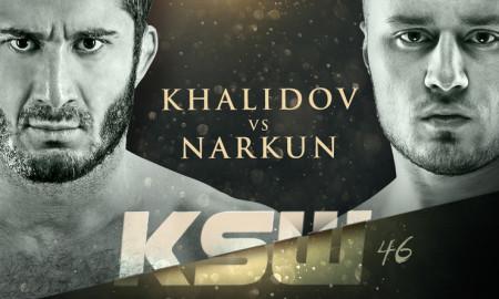 Chalidow - Narkun KSW 46